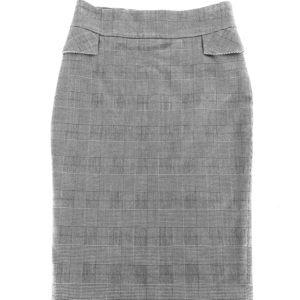 Zara Peplum Pencil Skirt